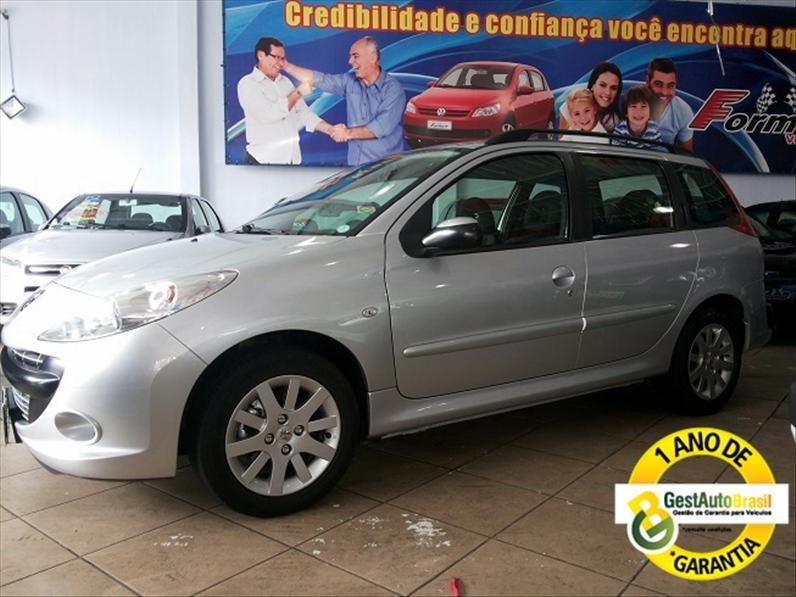 Peugeot 207 1.6 SW XS 16V